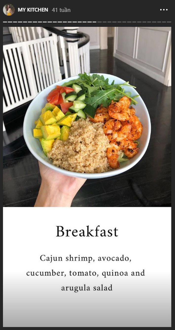 Hà Tăng ăn món nào cũng điểm thêm thứ rau này, tưởng chỉ cho đẹp nhưng hóa ra lại cực tốt cho việc giảm cân-6