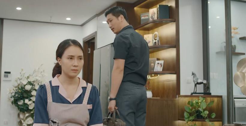 Hoa hồng trên ngực trái tập 3, Thái bắt vợ xin lỗi tiểu tam bất kể đúng sai-3