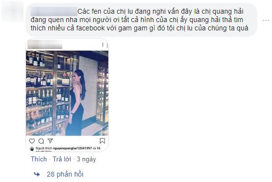 Quang Hải nhanh chóng có bạn gái mới sau một thời gian bị đồn chia tay Nhật Lê, nhan sắc người sau gây bất ngờ?-5