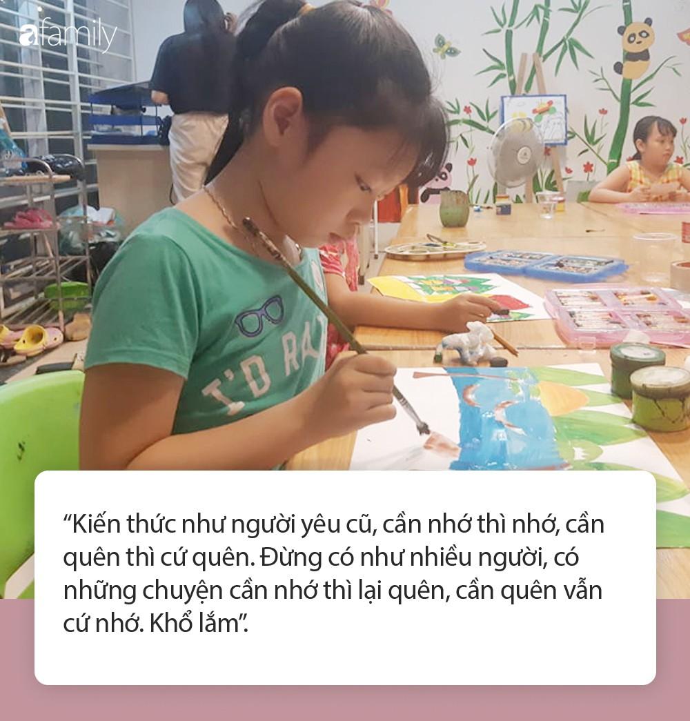 Ông bố viết tâm thư gửi con gái năm học mới: Kiến thức như người yêu cũ, cần nhớ thì nhớ, cần quên thì cứ quên-1