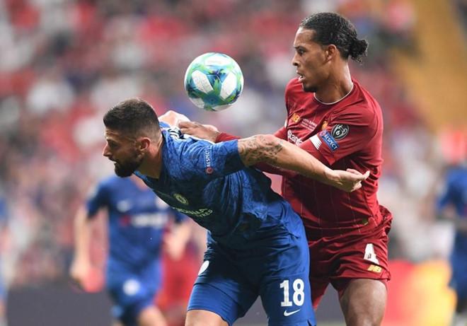 Liverpool giành Siêu cúp châu Âu sau loạt luân lưu-1