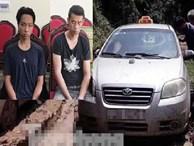 Nhóm nghi phạm nước ngoài bàn kế hoạch cướp, giết tài xế ngay trên taxi