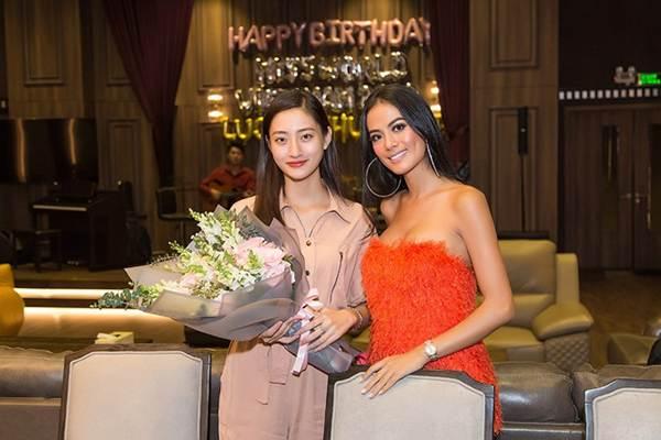 Hoa hậu Tiểu Vy và dàn người đẹp để mặt mộc dự sinh nhật Hoa hậu Lương Thuỳ Linh-5