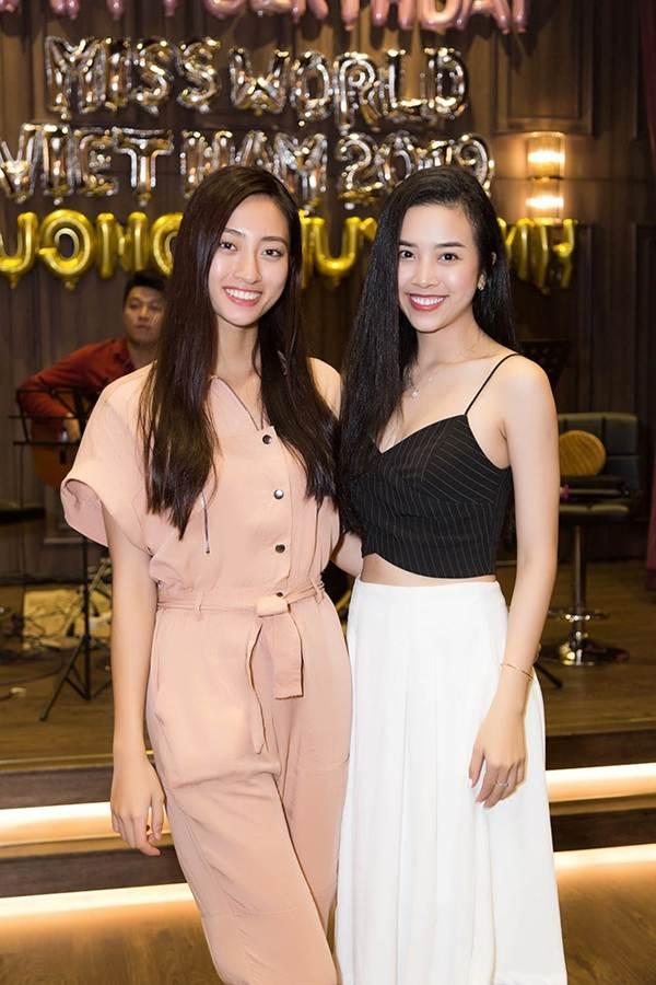 Hoa hậu Tiểu Vy và dàn người đẹp để mặt mộc dự sinh nhật Hoa hậu Lương Thuỳ Linh-7