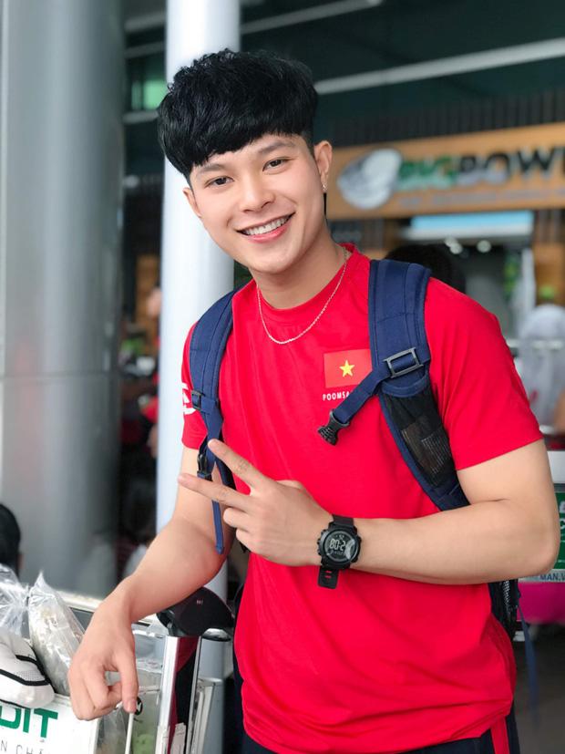 Chết đứ đừ trước vẻ điển trai baby của cựu sinh viên ĐH Tôn Đức Thắng, đã thế lại còn là kiện tướng Taekwondo quốc tế-1