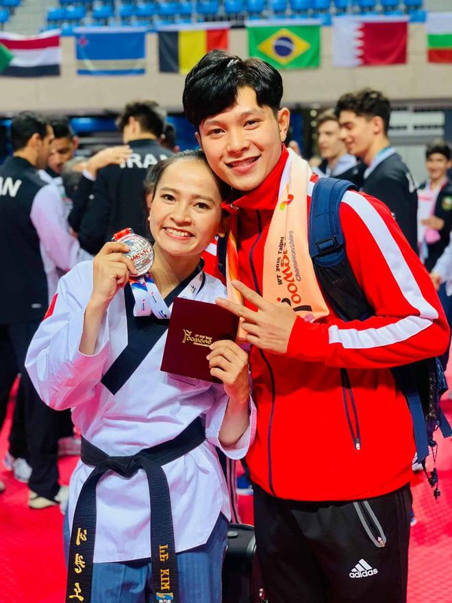 Chết đứ đừ trước vẻ điển trai baby của cựu sinh viên ĐH Tôn Đức Thắng, đã thế lại còn là kiện tướng Taekwondo quốc tế-3