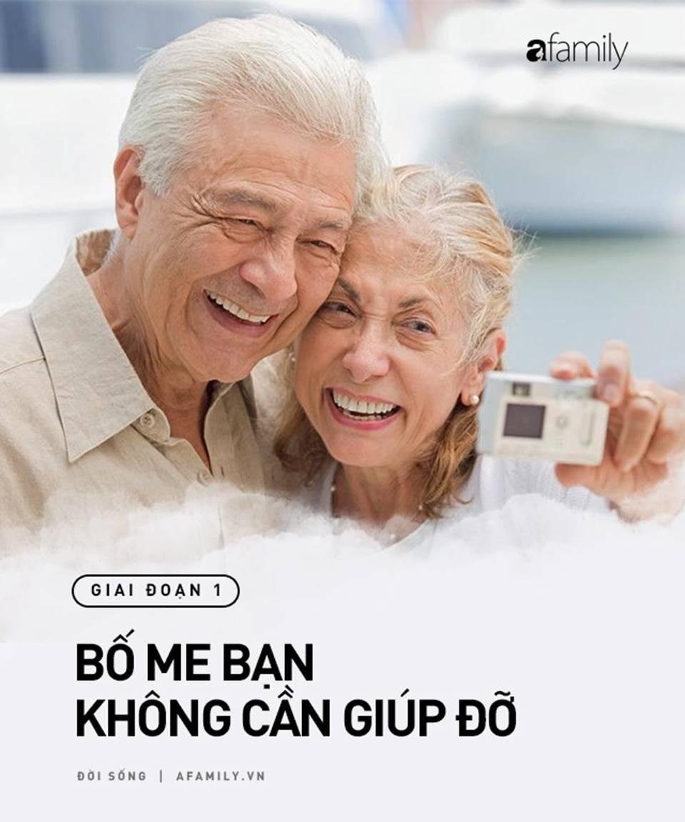 Con đi muôn nơi, đến lúc nhìn lại mới giật mình nhưng vẫn chưa nhận ra bố mẹ ở nhà đã già đến đâu, lão hóa đến mức nào-2