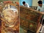 Bí ẩn về thi thể còn nguyên vẹn trong ngôi mộ cổ nghìn năm ở Trung Quốc, danh tính được xác định là tuyệt thế giai nhân thời Hán-6