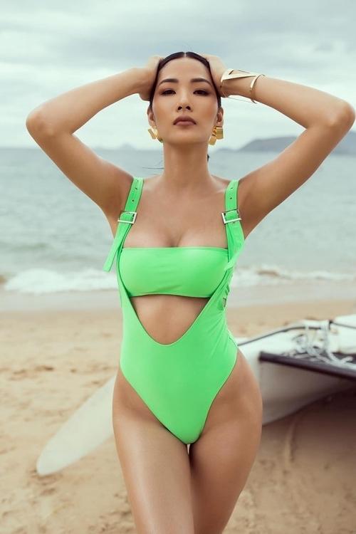 Phạm Hương cùng dàn Á hậu Hoàn Vũ Việt Nam đua nhau khoe ảnh bikini nóng bỏng-12