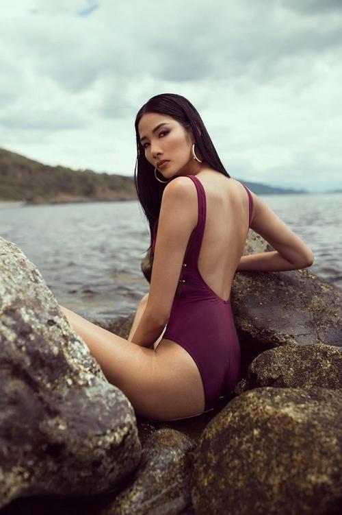Phạm Hương cùng dàn Á hậu Hoàn Vũ Việt Nam đua nhau khoe ảnh bikini nóng bỏng-13