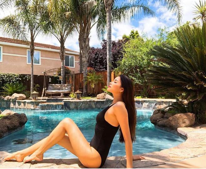 Phạm Hương cùng dàn Á hậu Hoàn Vũ Việt Nam đua nhau khoe ảnh bikini nóng bỏng-5