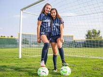 Hai nữ cầu thủ Việt kiều thử việc tại U19 Việt Nam: Xinh đẹp, tài năng và đầy khát khao