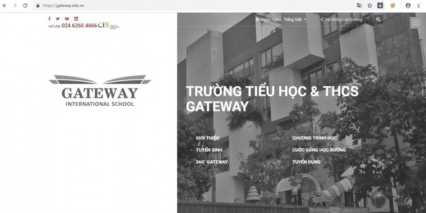 """Gateway và hàng loạt trường ở Hà Nội bỗng xóa sạch mác quốc tế""""-1"""