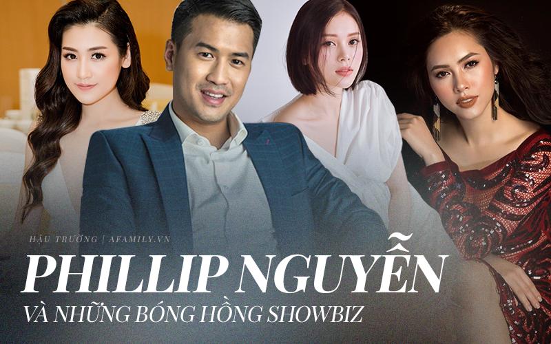 Lật lại hồ sơ tình ái của em chồng Hà Tăng - Phillip Nguyễn: Hẹn hò toàn Á hậu, chân dài nổi tiếng nhất nhì showbiz Việt-1