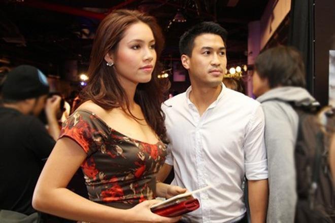 Lật lại hồ sơ tình ái của em chồng Hà Tăng - Phillip Nguyễn: Hẹn hò toàn Á hậu, chân dài nổi tiếng nhất nhì showbiz Việt-16