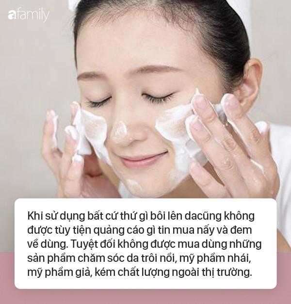 Chăm sóc da mặt theo những cách này, nhiều chị em khóc nghẹn vì da đóng vảy, sần sùi khó phục hồi-3