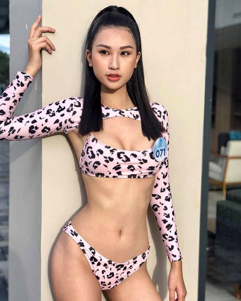 Nhan sắc dàn người đẹp dự thi Hoa hậu Hoàn vũ Việt Nam 2019-1