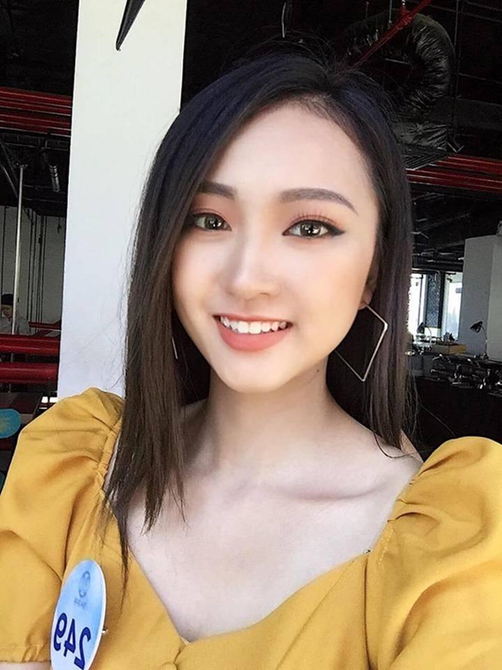 Nhan sắc dàn người đẹp dự thi Hoa hậu Hoàn vũ Việt Nam 2019-3