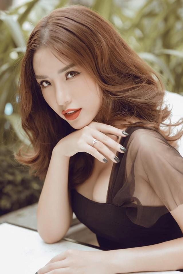 Nhan sắc dàn người đẹp dự thi Hoa hậu Hoàn vũ Việt Nam 2019-5