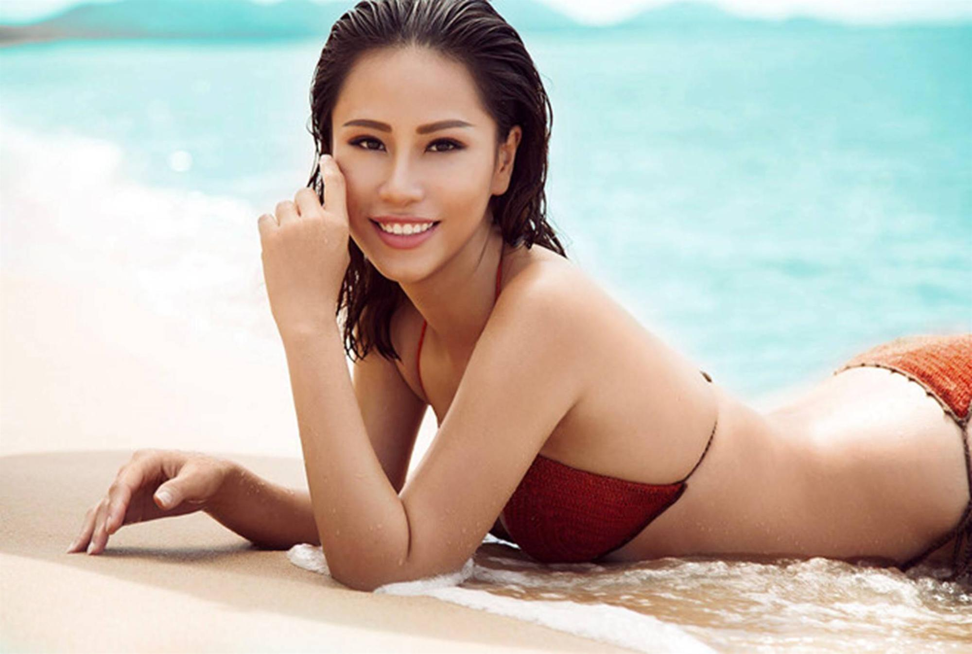 Nhan sắc dàn người đẹp dự thi Hoa hậu Hoàn vũ Việt Nam 2019-6