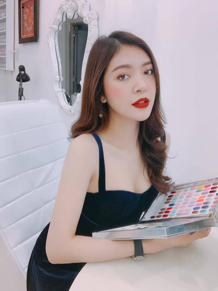 Nhan sắc dàn người đẹp dự thi Hoa hậu Hoàn vũ Việt Nam 2019-8
