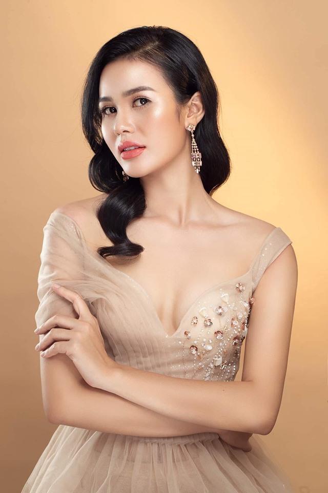 Nhan sắc dàn người đẹp dự thi Hoa hậu Hoàn vũ Việt Nam 2019-9