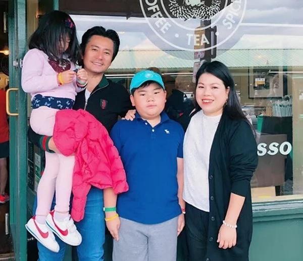 """Jang Dong Gun Việt Nam"""" Minh Cường bị đồn ly hôn vợ sau 10 năm chung sống-2"""