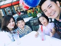 """""""Jang Dong Gun Việt Nam"""" Minh Cường tháng trước vừa khoe vợ, nay đã thông báo ly hôn"""