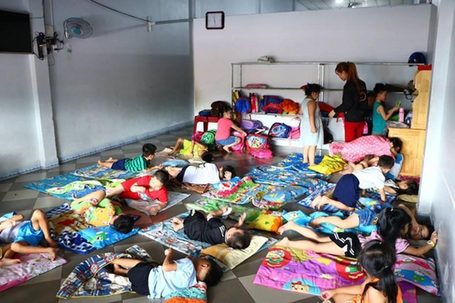 """Bỏ quên trẻ 10 giờ liền, trung tâm bán trú chui"""" bị đóng cửa-3"""