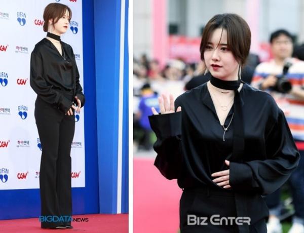 Chi tiết phần bụng lùm lùm của Goo Hye Sun gây xôn xao giữa bão ly hôn: Tăng cân hay đã mang thai?-2