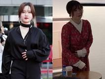 Chi tiết phần bụng lùm lùm của Goo Hye Sun gây xôn xao giữa bão ly hôn: Tăng cân hay đã mang thai?