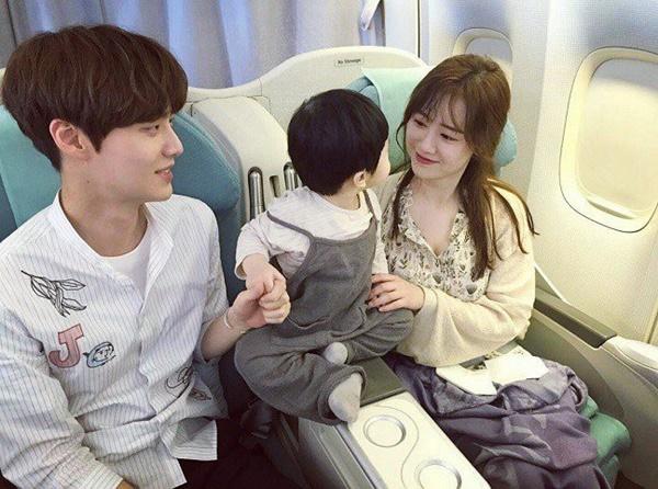 Nguyên nhân Goo Hye Sun - Ahn Jae Hyun ly hôn giống như cặp đôi Song - Song: Đều liên quan tới chuyện sinh con?-1