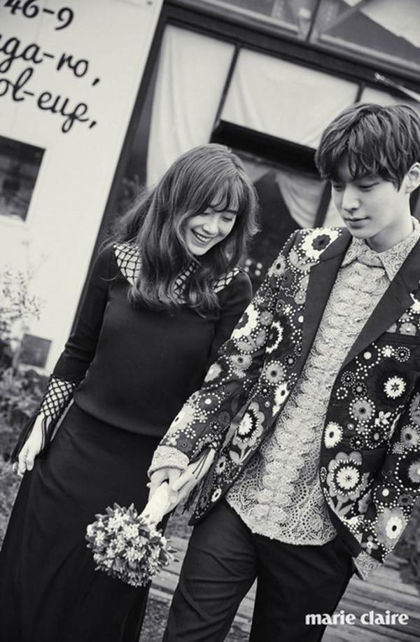 Nguyên nhân Goo Hye Sun - Ahn Jae Hyun ly hôn giống như cặp đôi Song - Song: Đều liên quan tới chuyện sinh con?-2