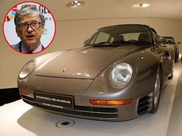 Mark Zuckerberg lái chiếc siêu xe Pagani Huayra trị giá 1,4 triệu USD - Những tỷ phú công nghệ khác lái xe gì?-8