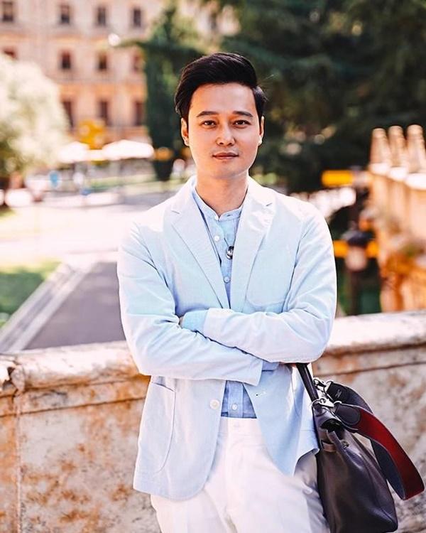 Ca sĩ Quang Vinh lần đầu thổ lộ đang yêu-1