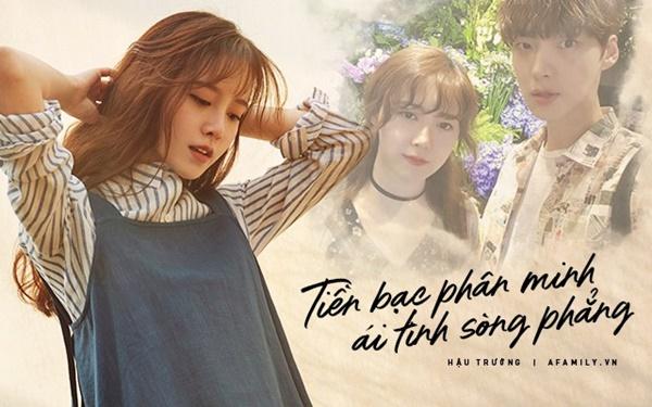 Tạm bỏ qua dăm ba câu ngôn tình mà hãy nghe Goo Hye Sun nói chân lý: Đáng sợ hơn ly hôn đó chính là... hết tiền-1