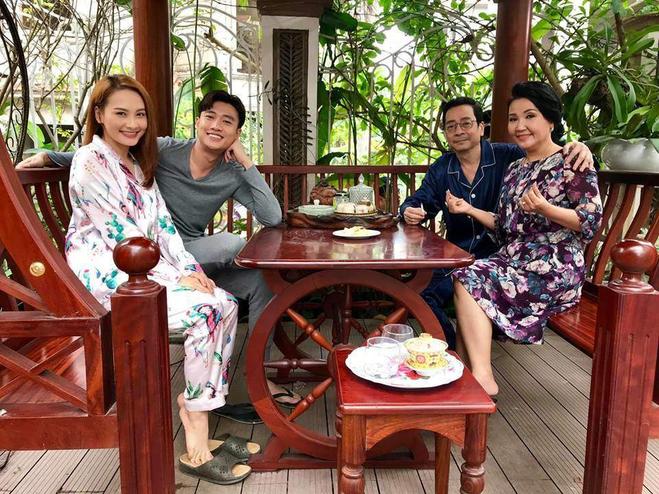 """Đạo diễn Về nhà đi con"""" lần đầu tiết lộ những sự thật không ngờ về Thu Quỳnh, Bảo Thanh, Bảo Hân sau khi phim kết thúc-6"""