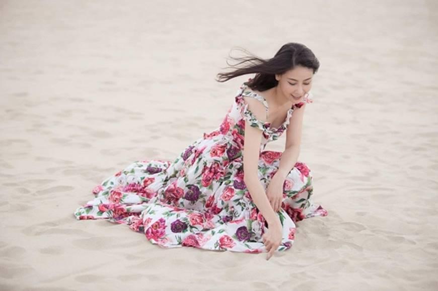 Nhan sắc chim sa cá lặn của Hoa hậu Hà Kiều Anh ở tuổi 43-1
