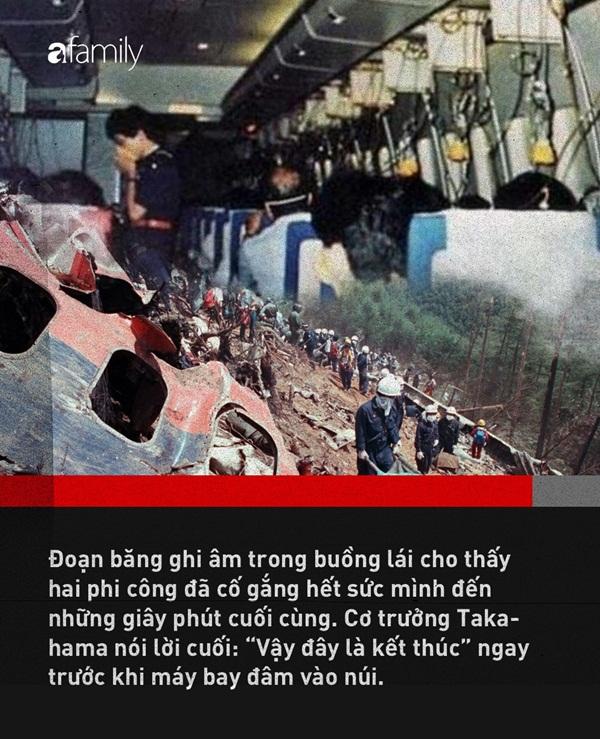 Vụ tai nạn máy bay thảm khốc khiến hơn 500 người tử nạn ở Nhật Bản và cái cúi đầu xin lỗi trong nước mắt của vợ phi công trưởng đã thiệt mạng-4