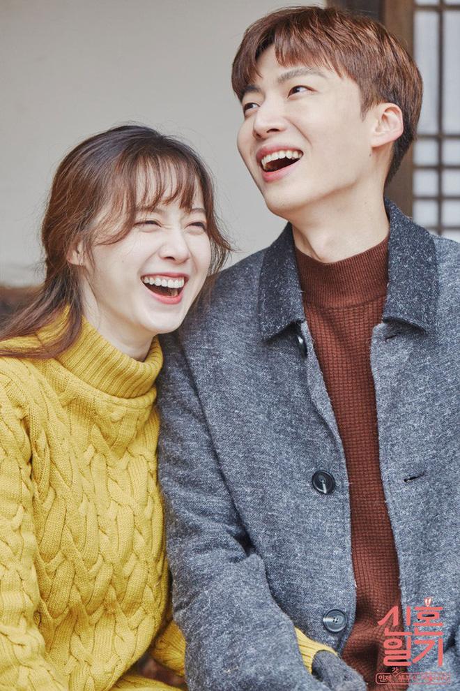 Goo Hye Sun - Ahn Jae Hyun: Tình chị em, yêu đương vội vàng, khoe mẽ tình cảm quá đà chính là 3 lý do gây ra đổ vỡ?-3