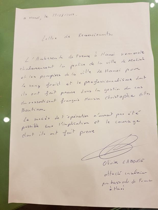 Giải cứu người đàn ông quốc tịch Pháp đòi tự sát: Những giây phút ngộp thở, căng như dây đàn-4