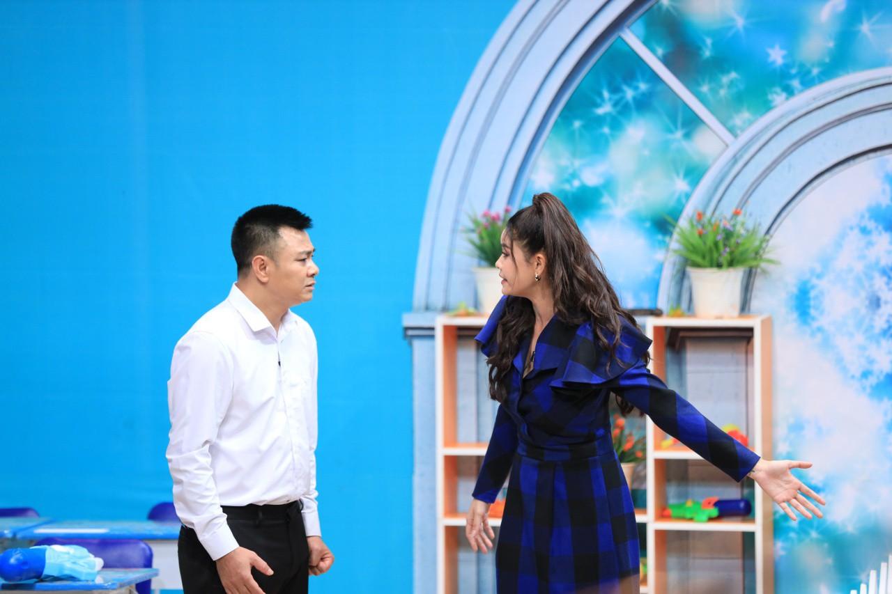 Lan Phương khiến Trấn Thành phải quỳ gối xin lỗi vì liên tục gây áp lực-12