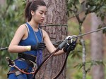 Cuộc đua kỳ thú: Hoa hậu HHen Niê đen đúa khó nhận ra, lớn tiếng hỏi lại chương trình khiến ai cũng bất ngờ-11