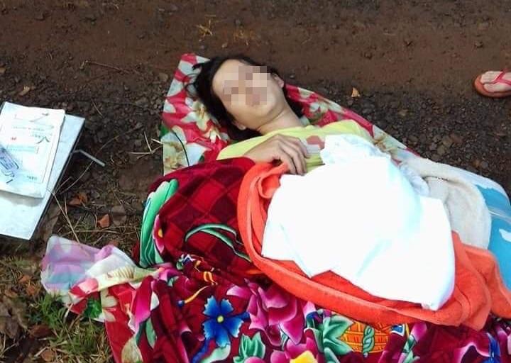 Thấy sức khỏe sản phụ yếu, tài xế taxi nhất quyết đuổi xuống đường khiến bé trai sơ sinh vừa chào đời đã tử vong thương tâm-2