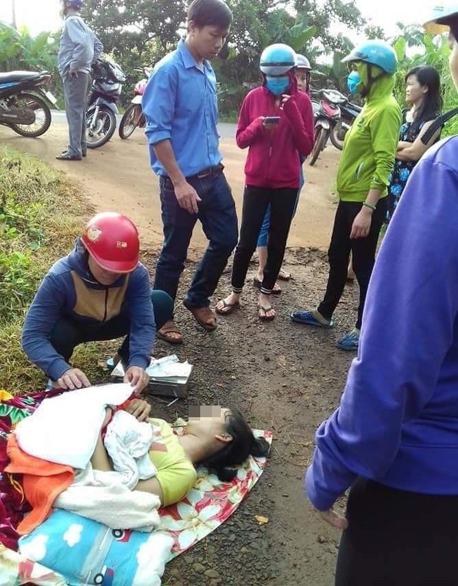 Thấy sức khỏe sản phụ yếu, tài xế taxi nhất quyết đuổi xuống đường khiến bé trai sơ sinh vừa chào đời đã tử vong thương tâm-3