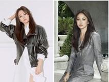 Song Hye Kyo ngày càng trẻ trung, gợi cảm sau ly hôn