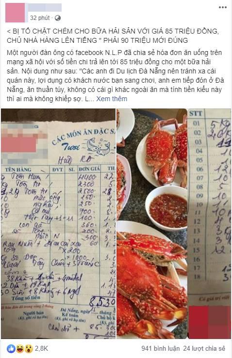 Nhà hàng ở Đà Nẵng - ảnh 1