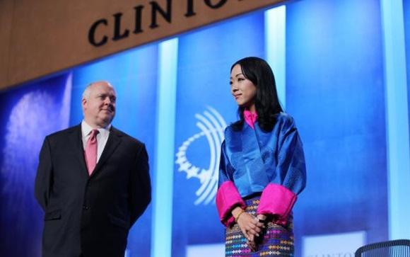 Danh tính Công chúa Bhutan với khí chất ngút ngàn: Xinh đẹp bậc nhất, học vấn đỉnh cao cùng người chồng hoàn hảo-2
