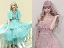 Thay đổi hình tượng với loạt trang phục có giá cả nửa tỉ đồng, Hari Won khiến fan hào hứng