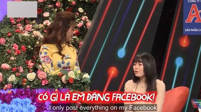 Bạn muốn hẹn hò: Bản sao Nam Em khẳng định không nhiều chuyện nhưng có gì sẽ đăng lên Facebook-6